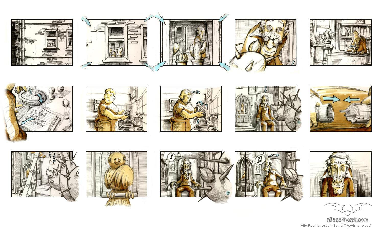 Animationboards Fatalis delicae - Verhängnisvolle Liebe
