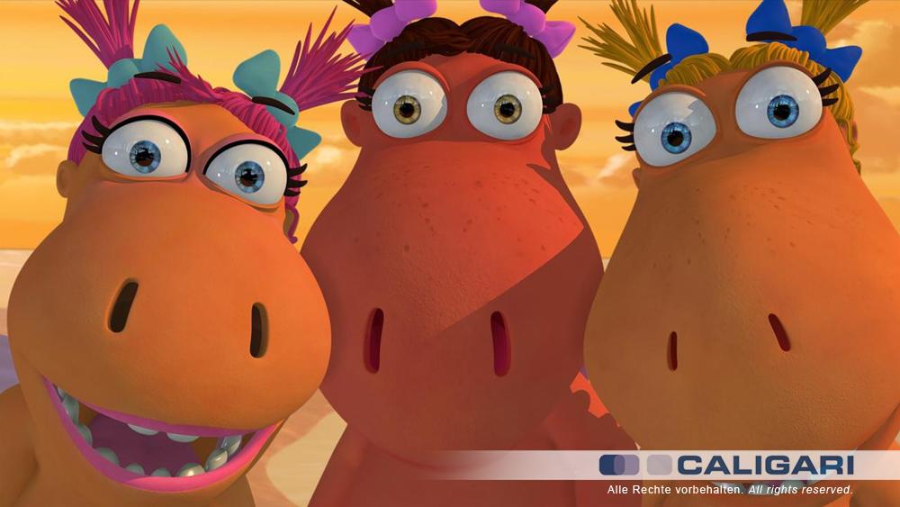 Storyboard Supervision für die Drache Kokosnuss TV-Serie